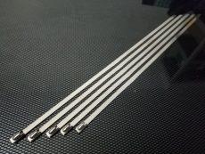 colliers inox bande thermique collecteur 30cm