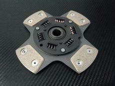 Disque d'embrayage renforcé amorti 205 309 106 206 Saxo C2 ZX 200mm