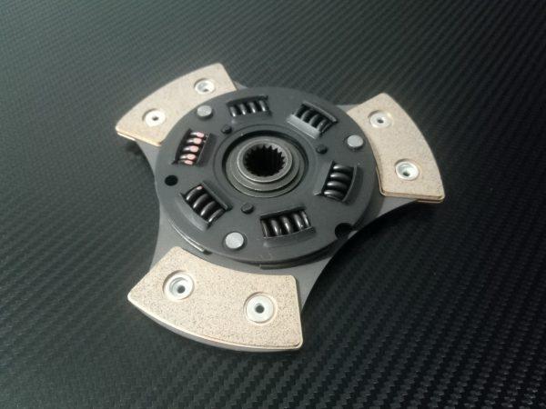 Disque d'embrayage renforcé amorti Peugeot 106 205 Citroen Saxo AX 180mm