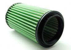 filtre à air green cylindrique