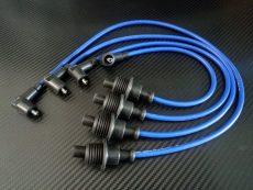 Faisceau d'allumage renforcé silicone bleu moteur XU 8v